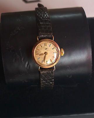 montre ancienne femme m canique lip boitier or 18k poin on t te d 39 aigle vintage montre. Black Bedroom Furniture Sets. Home Design Ideas