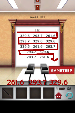 Best Of 100 Floors Level 58 Solution And Review Flooring The 100 Cheating