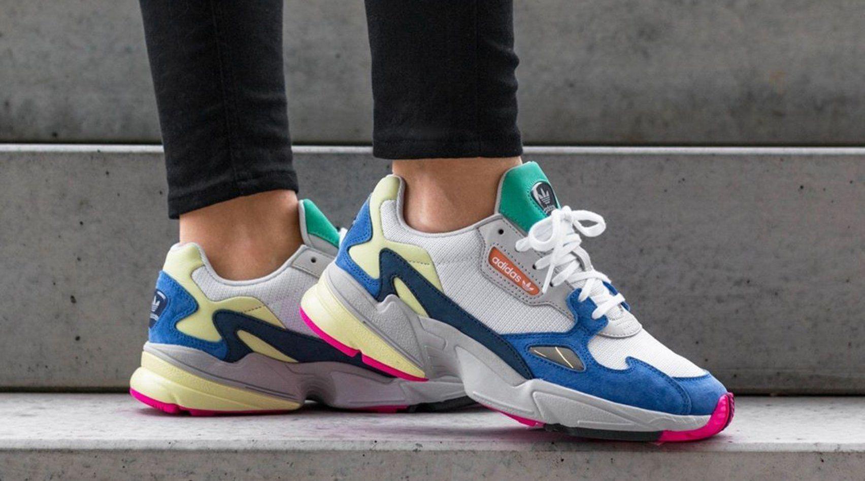 Adidas Falcon: Das ist der neue Trend-Sneaker für den Herbst ...