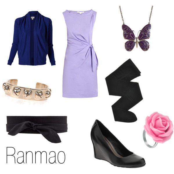 """""""Ranmao"""" by ja-vy on Polyvore"""