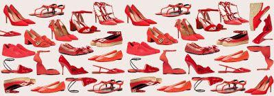 UNIVERSO PARALLELO: Ai piedi le rosse per una estate glamour