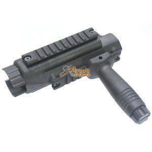 CYMA Railed Handguard Set for MP5 AEG - AirsoftGoGo