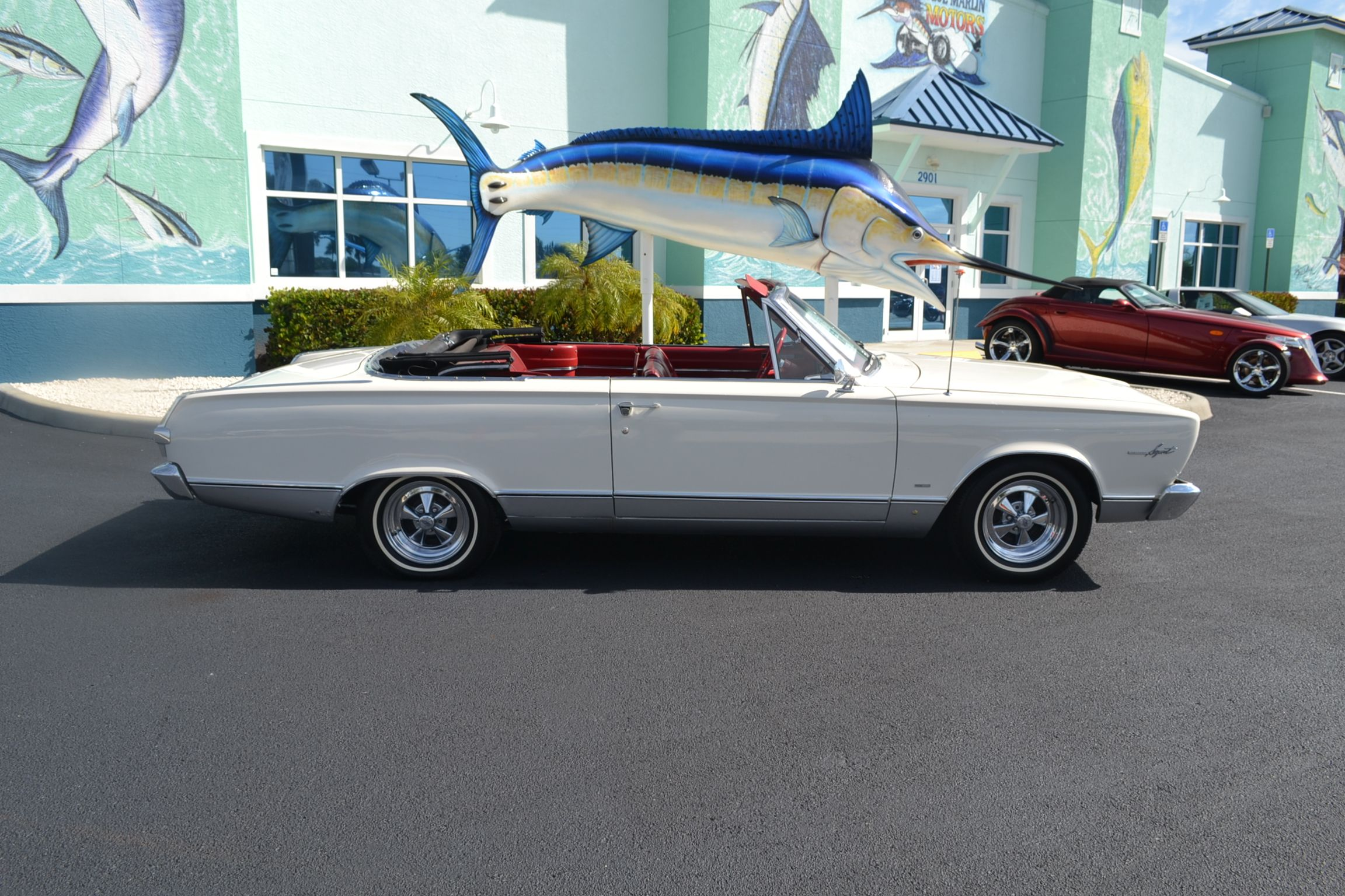 1966 Plymouth Valiant Signet convertible! Driver quality  273