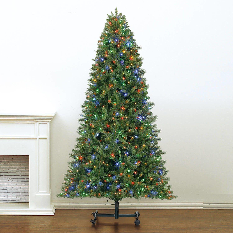 7-9\' Pre-Lit Douglas Pine Christmas Tree Grow and Stow Technology ...