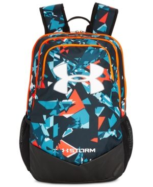 163cda7f58 Under Armour Little & Big Boys Scrimmage Backpack - Yellow ...