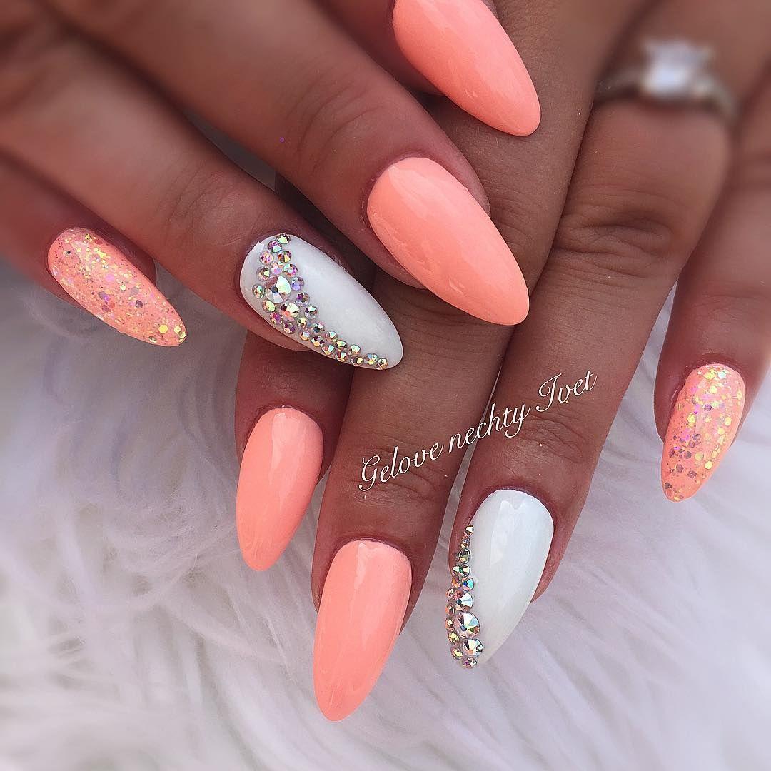 Pin de elli en Nail art | Pinterest | Diseños de uñas, Uñas gelish y ...