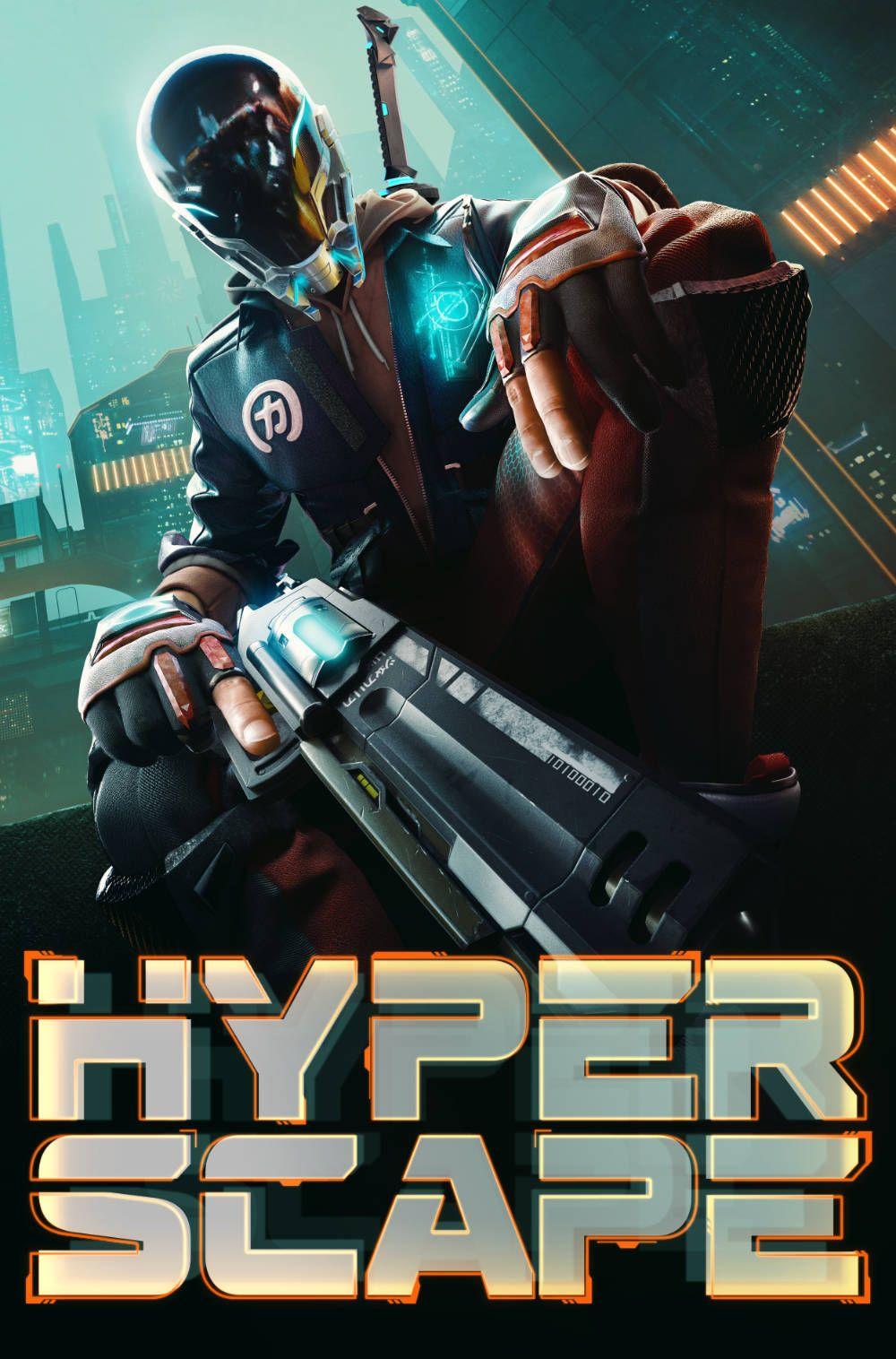 Ubisoft Reveals Hyper Scape, A Futuristic SquadBased