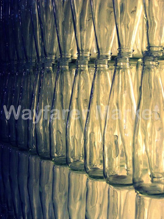 Bottles by Mandy Solomon 12x16 Print by WayfarerMarket on Etsy, $40.00