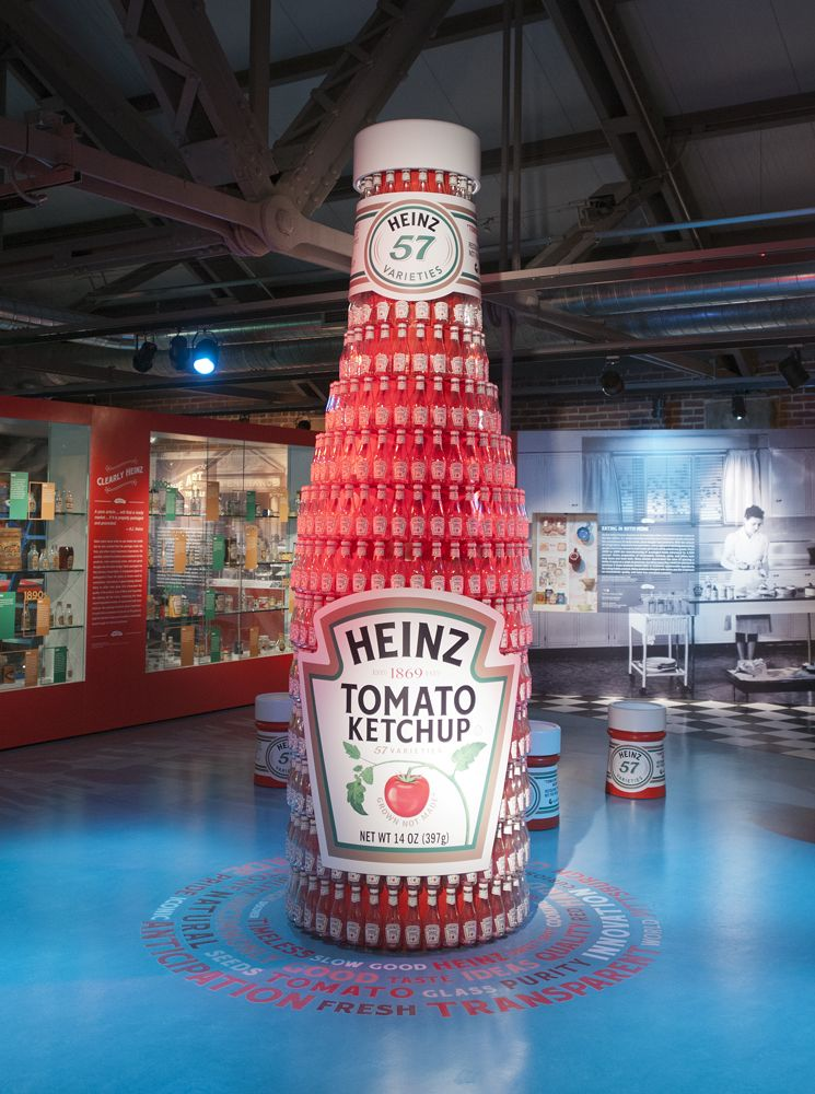 Heinz | Pittsburgh Proud in 2019 | Ketchup, Ketchup bottles