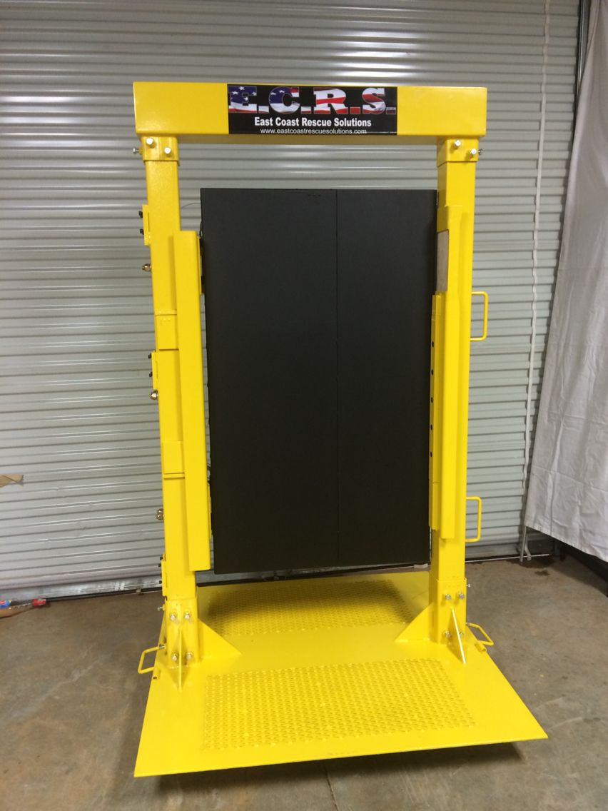 East Coast Rescue Solutions Forcible Entry Simulator Door Forcible