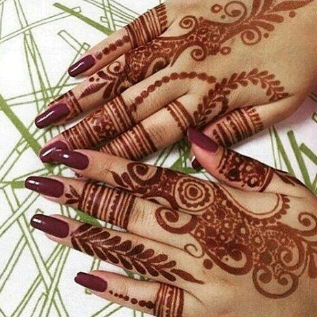 Image Result For حناء اماراتي Unique Mehndi Designs Henna Designs Easy Henna Patterns