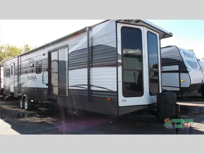 New 2016 Palomino Puma Destination 38 Pfs Destination Trailer At
