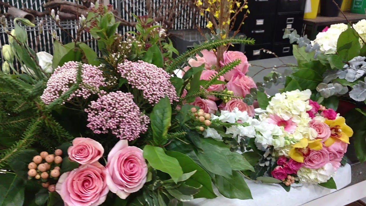 American school of flower design in boston with michael