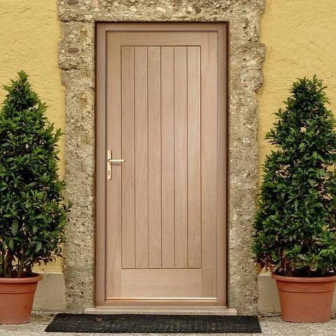 Designer Front Doors   Exterior oak doors, Cottage style doors