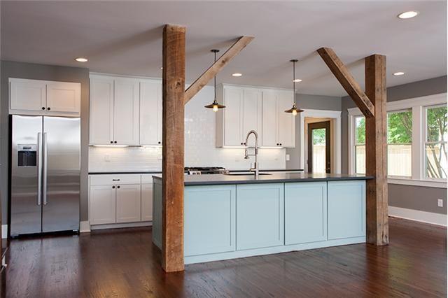 Kitchen Island Pillars Google Search Kitchen Design Wood