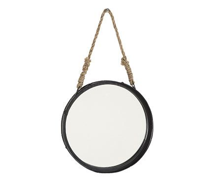 Espejo decorativo REDONDO CUERDA - Leroy Merlin   Ideas Baños ...