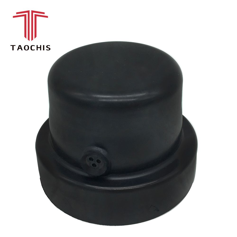 2pcs 75mm Rubber Housing Seal Cap Dust Cover For LED HID Headlight Kit Retrofit