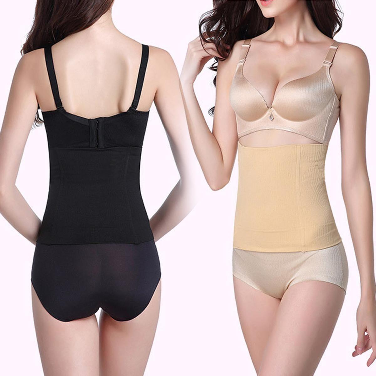 f7d5edf753256  BangGood -  Eachine1 Women Belly Slimming Body Waist Shaper Training Tummy  Girdle Trainer Corset