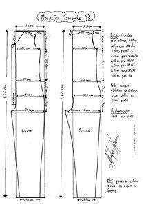 Jumpsuit pattern