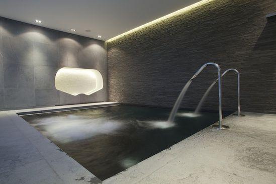 London basement spa 4035 Finstock Road Steam Room Pool and Sauna