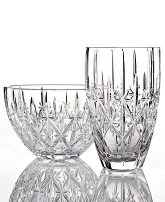 Waterford Butterfly Bud Vase Vase Crystal Glassware Glass Decor