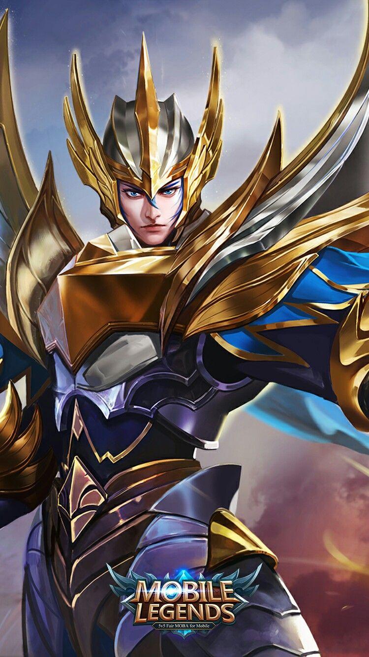 "Mobile Legends Yun Zhao ""Dragon Knight"""