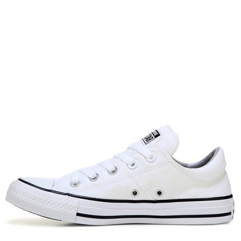 50bf5e661fed Converse Women s Chuck Taylor All Star Madison Low Top Sneakers (White Geo)