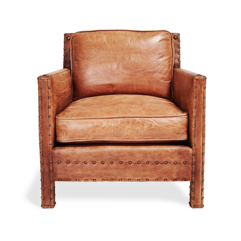 RLH Nailhead Club Chair