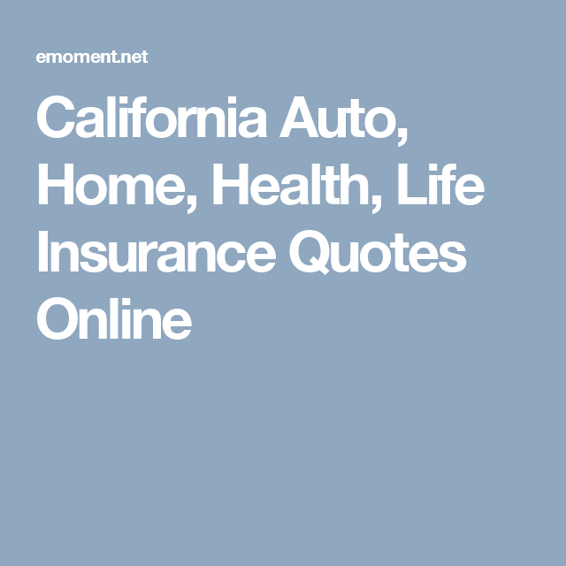 Car Insurance Quotes Nc California Auto Home Health Life Insurance Quotes Online  Promax .