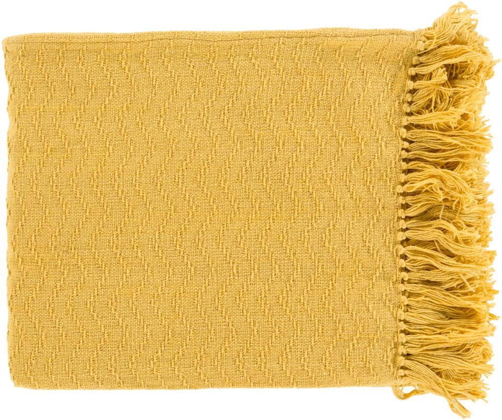 Thelma Throw Blankets In Bright Yellow Color Yellow Throw Blanket Yellow Bedding Yellow Throw