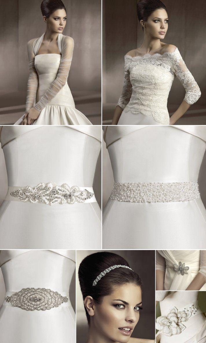 Wedding Dress Accessories | Morilee