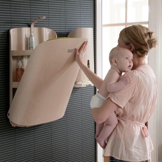 23 superb space saving design ideas for a small apartment kinder - Kinderzimmermobel baby ...