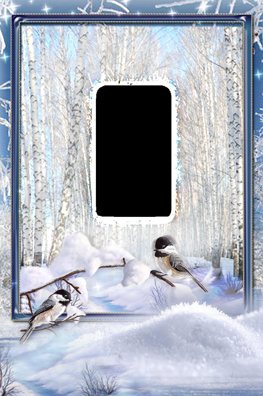 Pin By Mirela Sesar On Okviri With Images Photo Frame Design Photomontage Christmas Frames