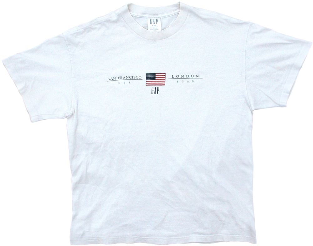 Image of Vintage GAP T Shirt Size Small