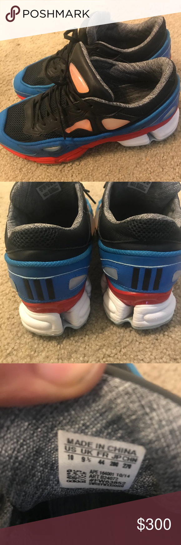 Raf simons shoes, Sneakers