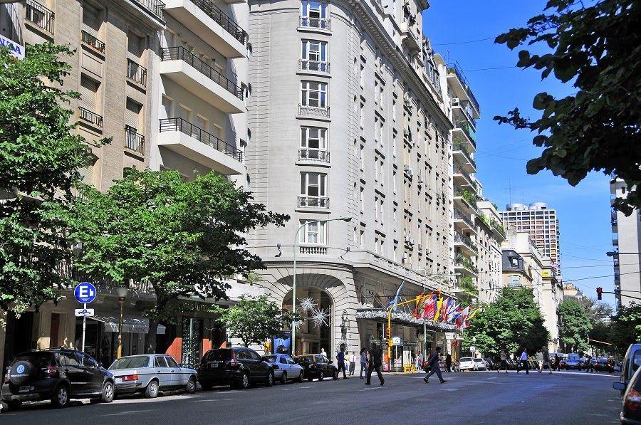 Avenida Alvear em Buenos Aires #argentina #viagem
