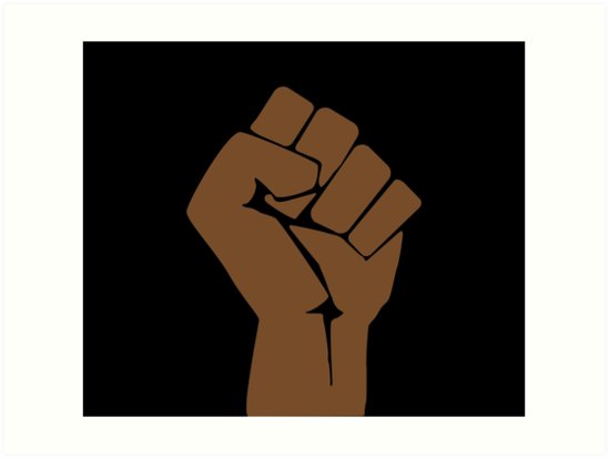 Justice For George Floyd Black Lives Matter Juneteenth Millions Of Unique Designs By Independent Artists Find Black Lives Black Lives Matter Black Fist