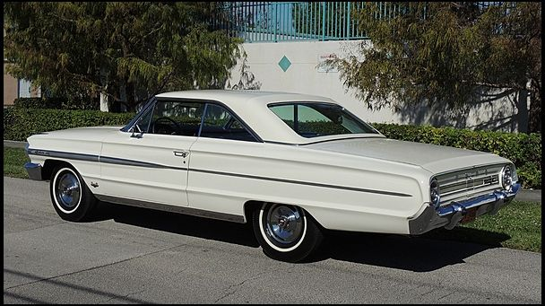 1964 Ford Galaxie 500 2 Door Hardtop Ford Galaxie Ford Galaxie