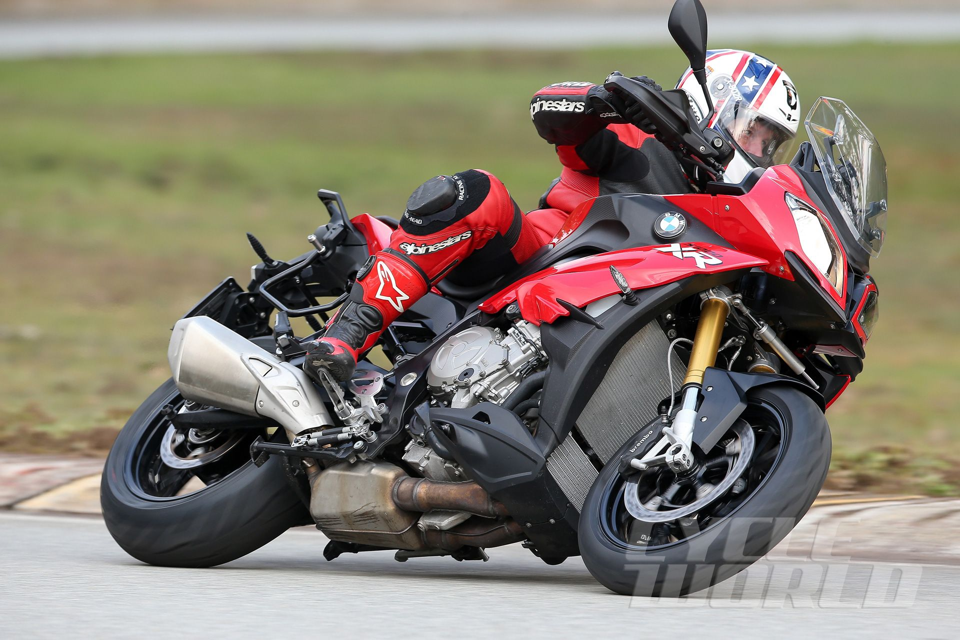 Photo 2 Pirelli Sport Motorcycle Bmw