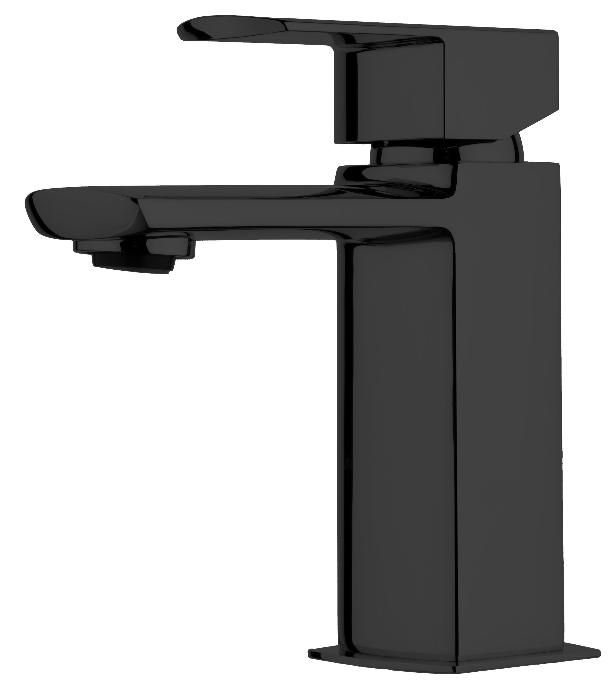 Bunnings Bathroom Vanity Sprint Black Basin Mixer Electroplated Finish Sbk020 Available