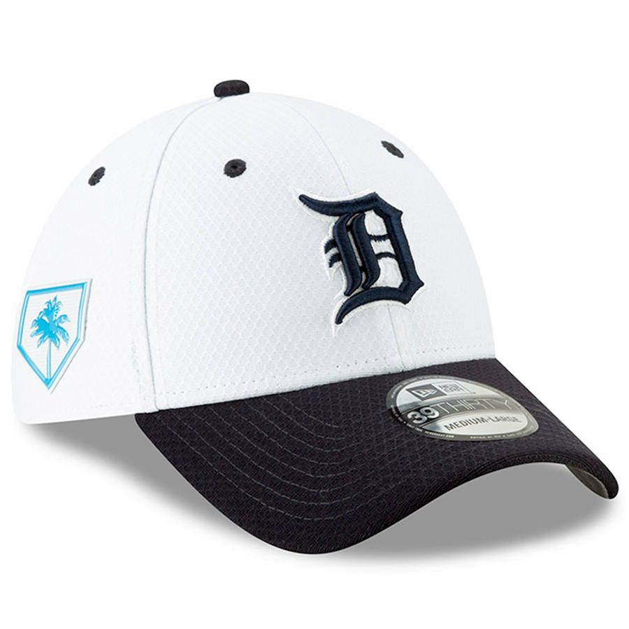 separation shoes ffed2 cdc19 Men s Detroit Tigers New Era White 2019 Spring Training 39THIRTY Fitted Hat,  Your Price   37.99