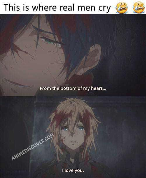 Girl Broke My Heart Wallpaper Anime Violet Evergarden Anime Quotes In 2019 Violet