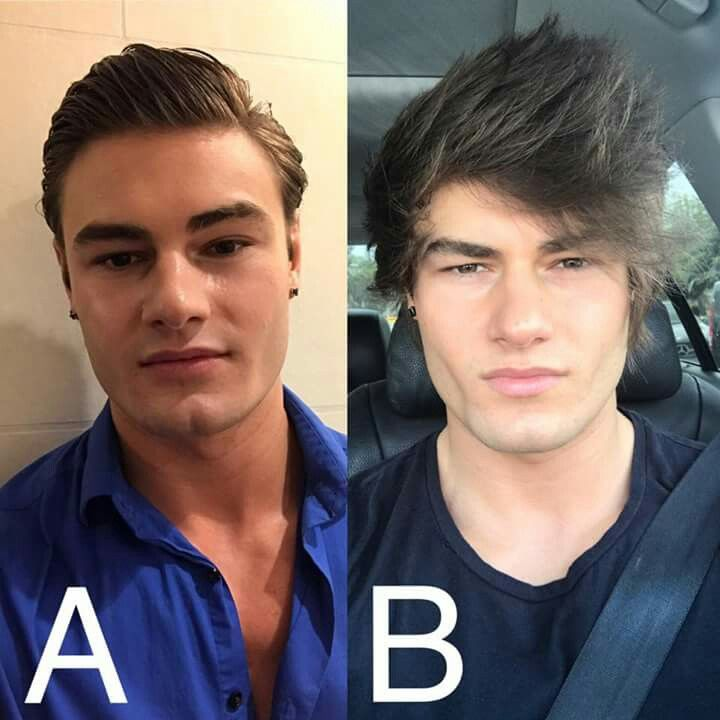 A College Time B Hangout Time Menhairstyle Jeffseid Hairstyle Mens Fitness Health Fitness