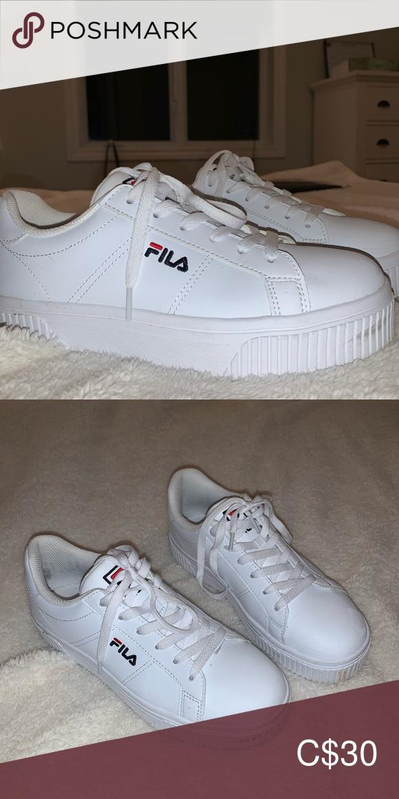 fila shoe Fila Shoes (Size 8) Got on
