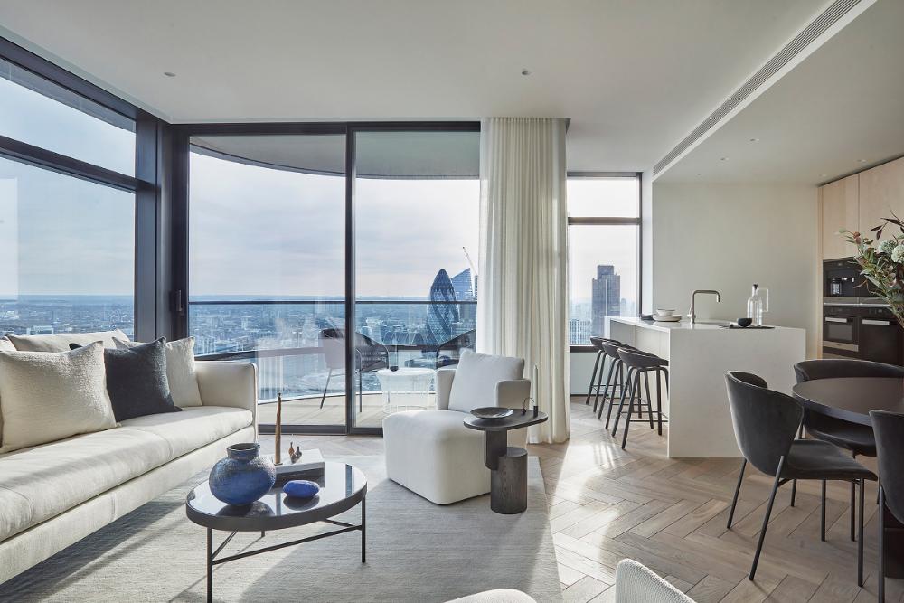 Modern Apartment In London By Kia Designs