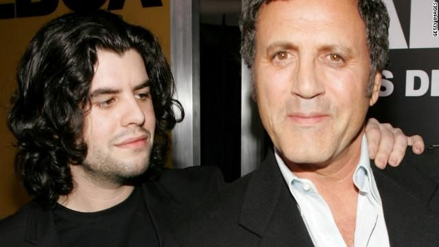 Sylvester Stallone S Son Dies At 36 Sylvester Stallone Frank