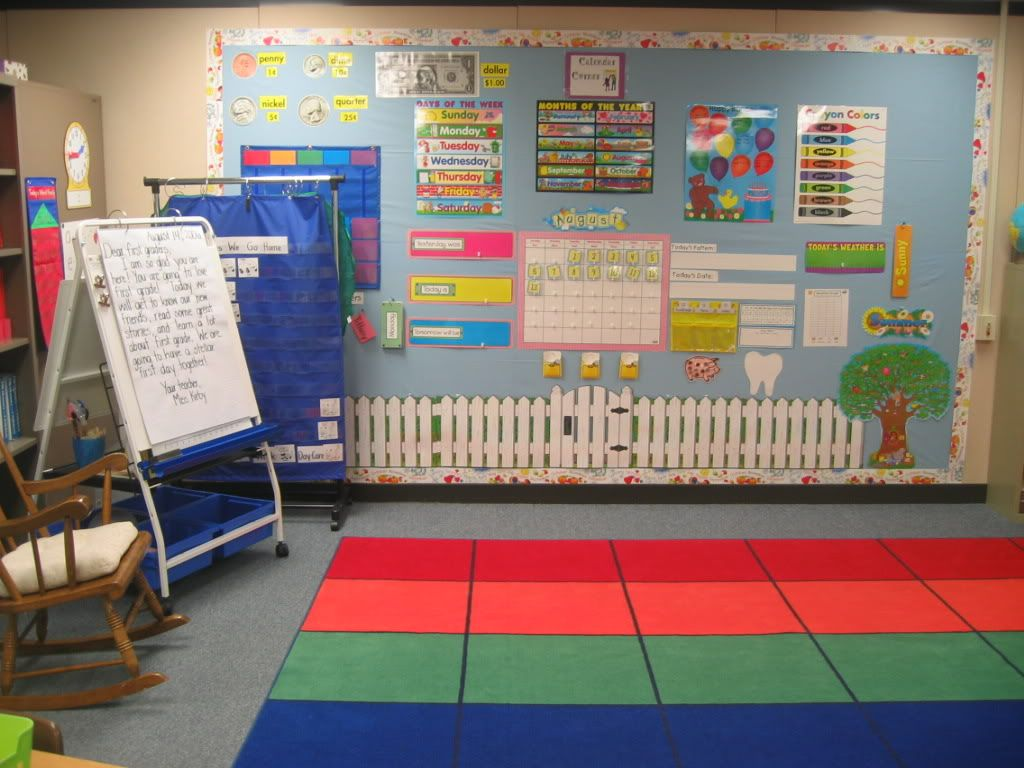 Innovative First Grade Classroom ~ Creative class arrangement forum website for first grade