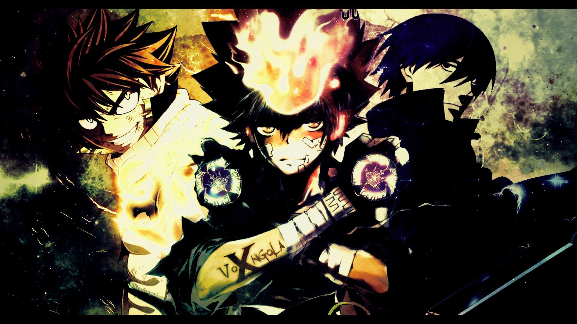 Hd Wallpapers Anime WallFree100 Free High Definition