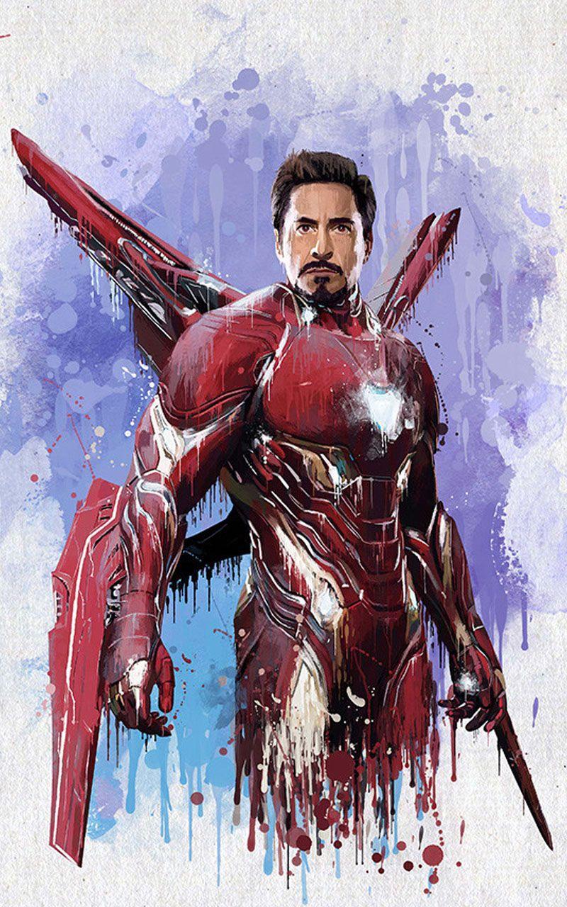 Iron Man Hd Wallpaper Iron Man Wallpaper 4k Usefulcraft Com In 2020 Marvel Paintings Marvel Superheroes Iron Man Wallpaper