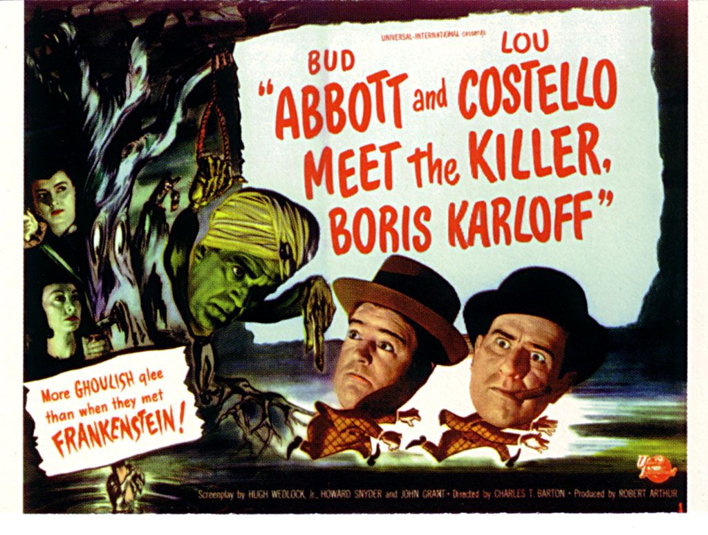 abbott and costello meet the killer 1949 ford